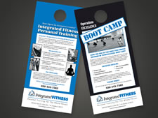 Integrated Fitness | Door Hanger