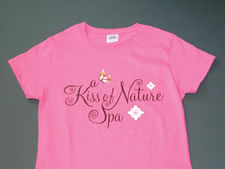 Kiss of Nature Spa | T-Shirt